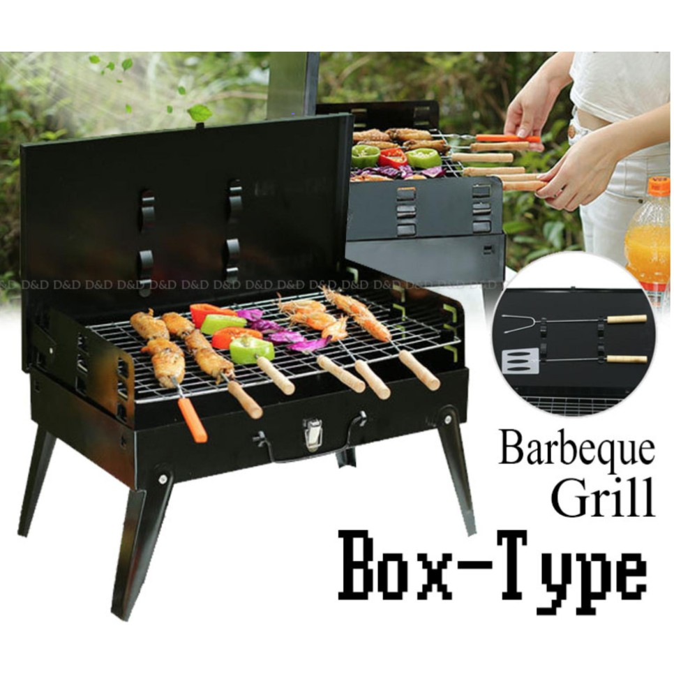 Florabest Bbq 3ab Desktop Bbq Outdoor Barbeque Grill