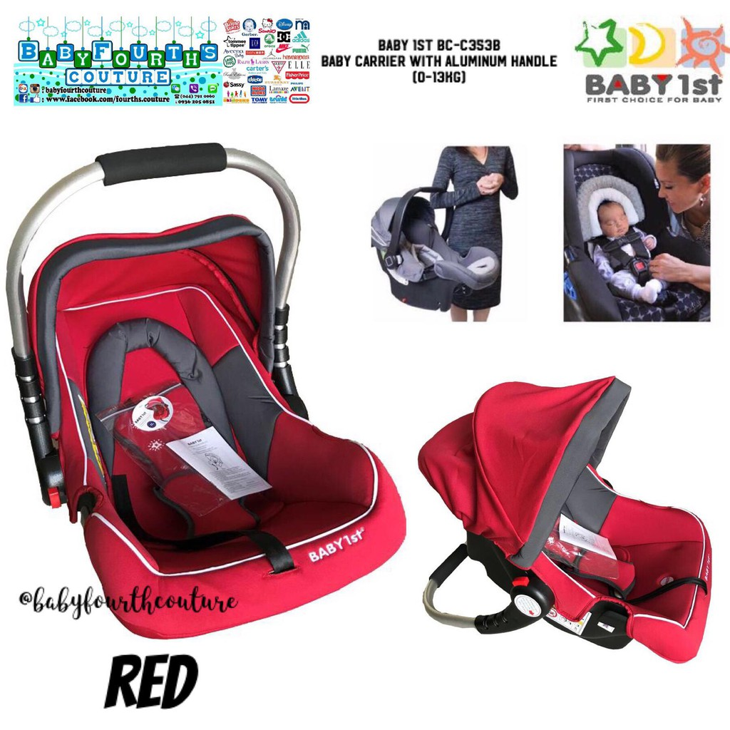 Infant Rocker Carrier Cod Baby 1st 3 In 1 Car Seat Basket Carrier Rocker