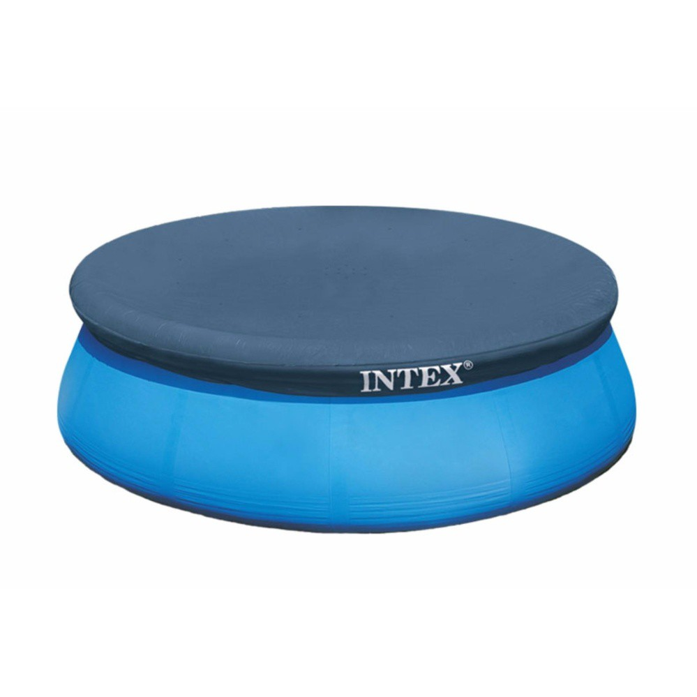 Intex Zwembad 2.60 X 1.60 Intex Pool Cover For 10 Ft 3 05 M