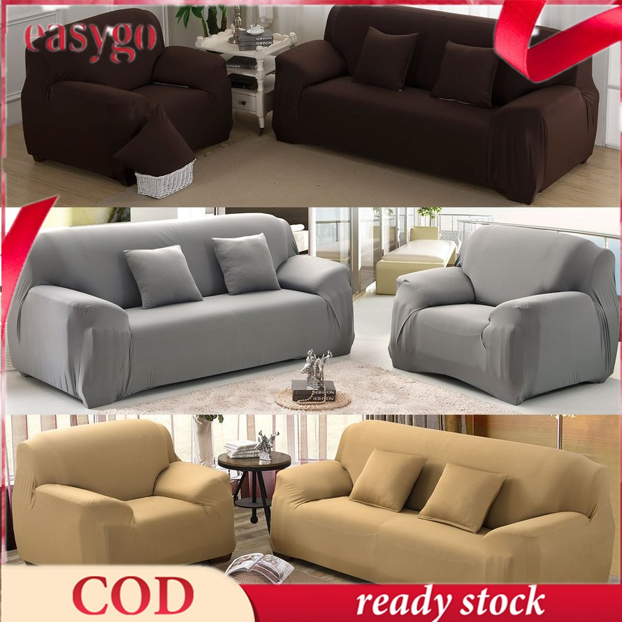 Sofa Set For Sale Nueva Ecija E123 Seater Fit Stretch Couch Sofa Slipcover Cover Armchair