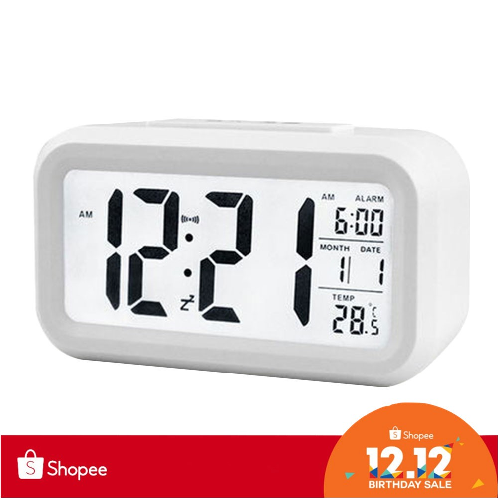 Digital Clock For Sale Electronic Alarm Clock Digital Led Backlight Calendar Date