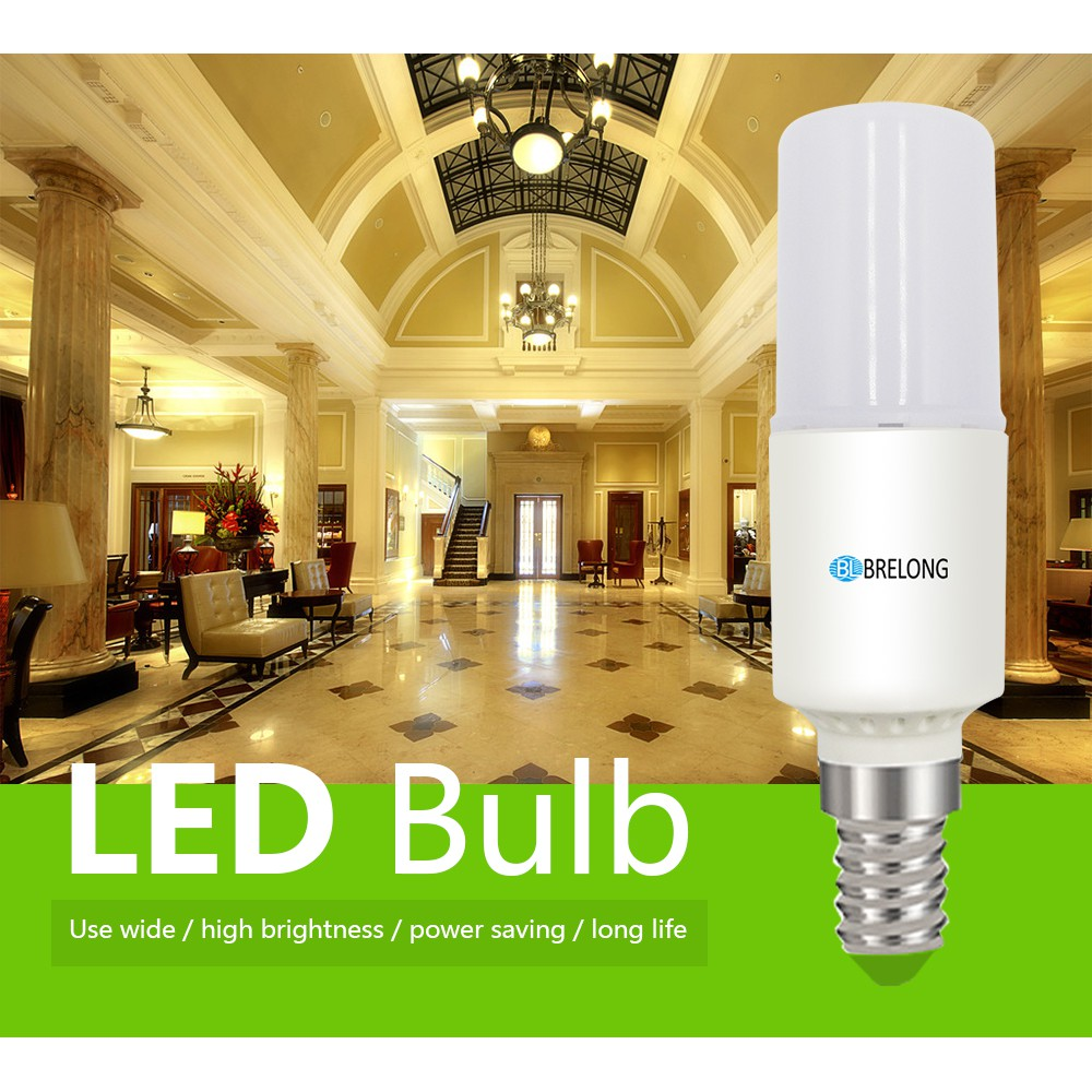 Brelong E27 E14 Gu10 Mr16 36led 2835 Plant Cup Light Ac 220 240v 1pc Brelong E14 15w 15leds Corn Light Bulb Ac85 265v 1pc