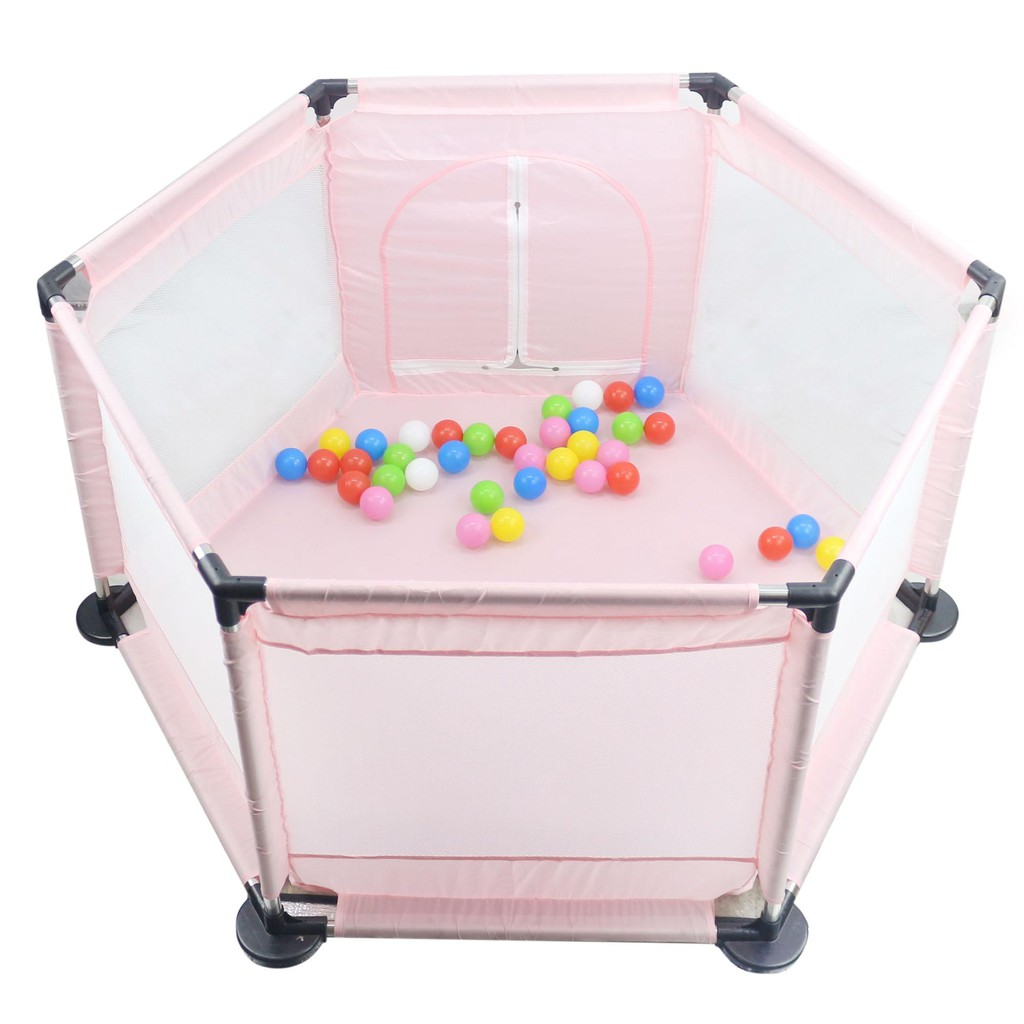 Baby Playpen Height Ph Portable Pit Ball Pool Foldable Indoor Baby Tent Playpen For Babies