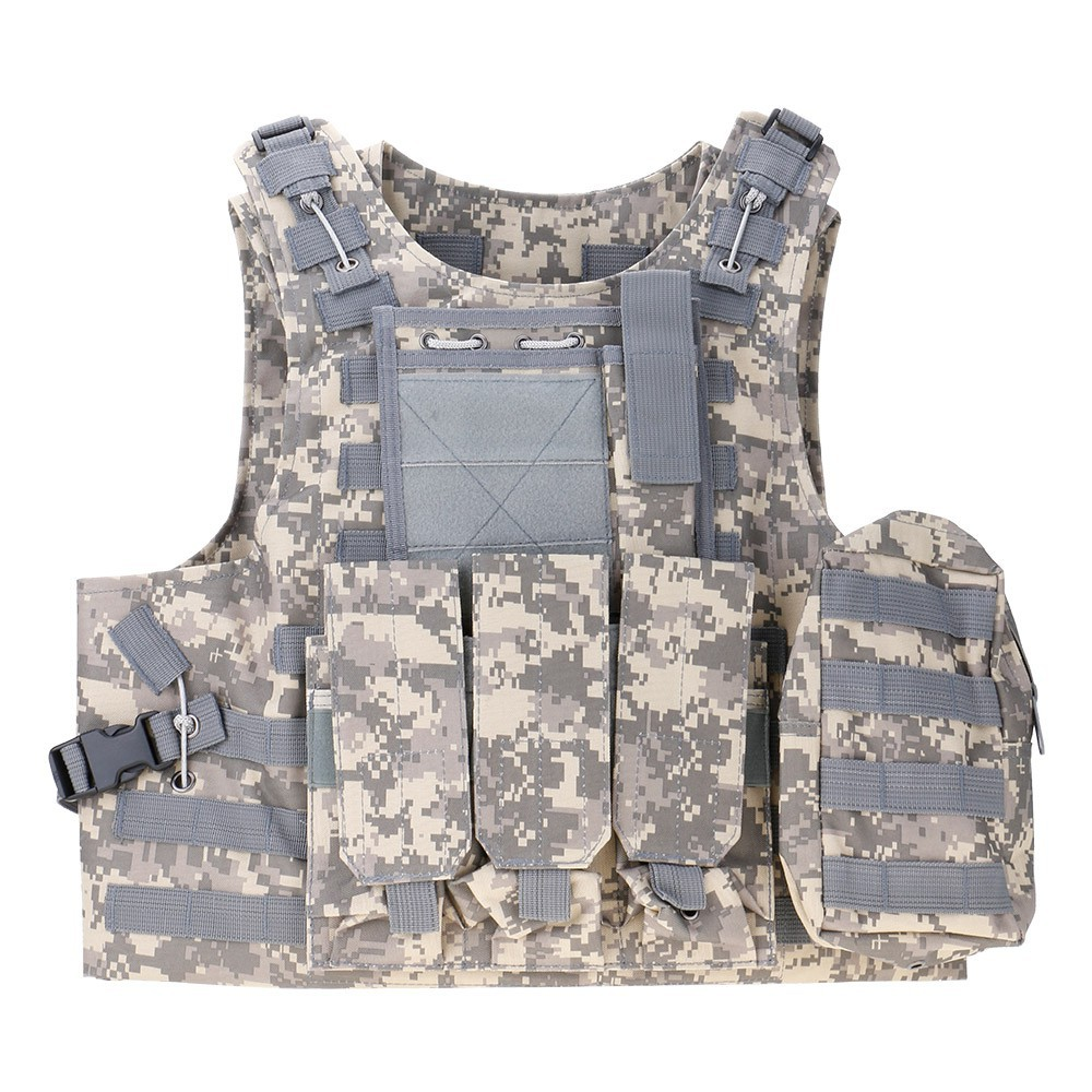 Infant Carrier Military Klf Assault Military Hunting Airsoft Tactical Plate Carrier Vest