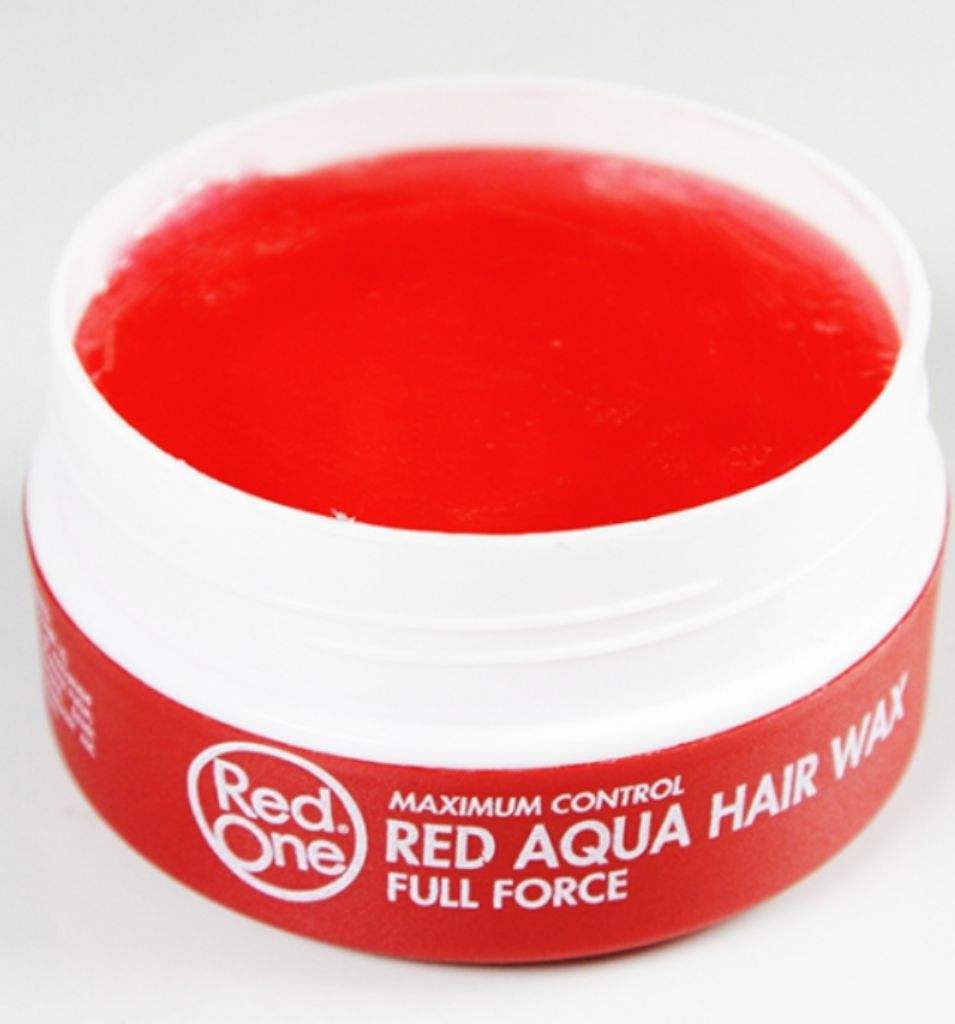 Red 1.com Red One Red Aqua Water Based Wax Pomade Strawberry