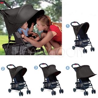 Baby Pram Umbrella Baby Pram Pushchair Buggy Stroller Umbrella Parasol Brolly Sun Canopy Hea
