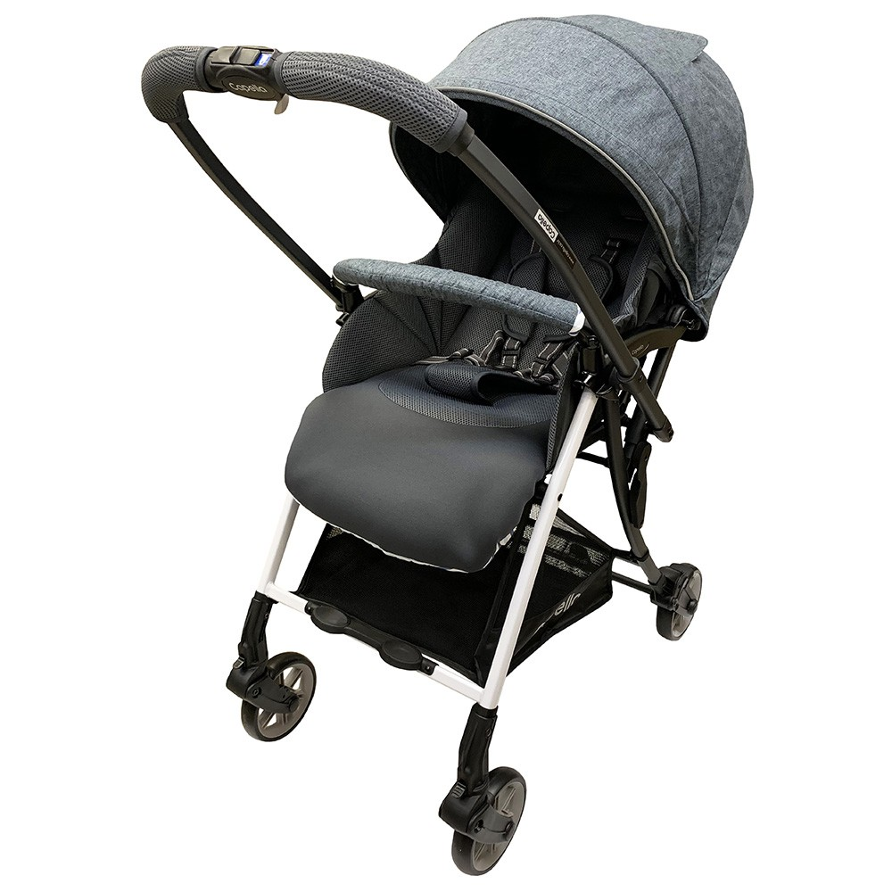 Combi Double Stroller Side By Side Capella S206 19 Wi Lite Plus Stroller