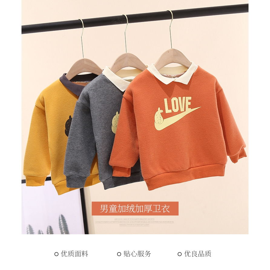 Pull Over Origin Boys Pullover Sweater Baby Fashion Children Clothes Long Sleeved Sweaters