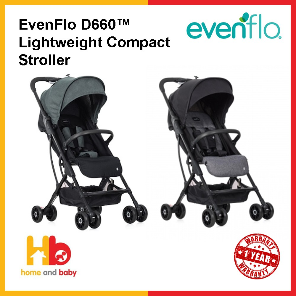 Compact Stroller Singapore Evenflo D660 Lightweight Compact Stroller Shipment Coming At End Of Dec 2019