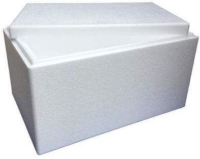 Thermo Keeper Container Expanded Polystyrene Cooler Ice