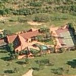 George Strait Ranch House