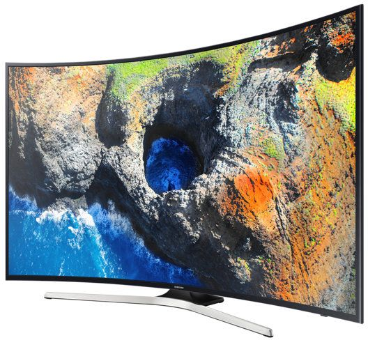 Samsung 49 inch Series 7 4K Ultra HD Curved Smart TV - MU7350 Souq