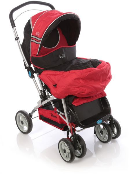 Baby Strollers Egypt Bravo Baby Stroller Black And Red Price Review And Buy