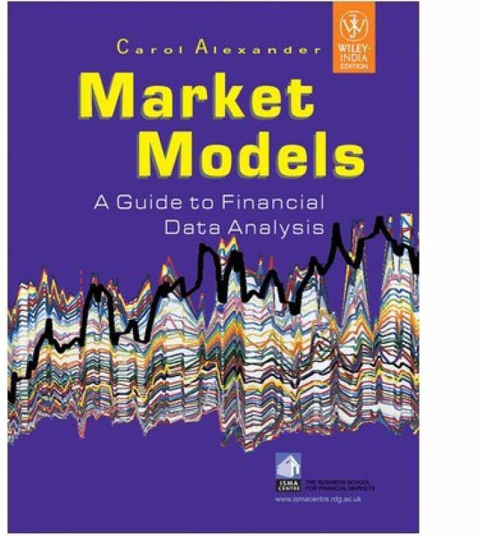 Souq Market Models A Guide to Financial Data Analysis by Carol