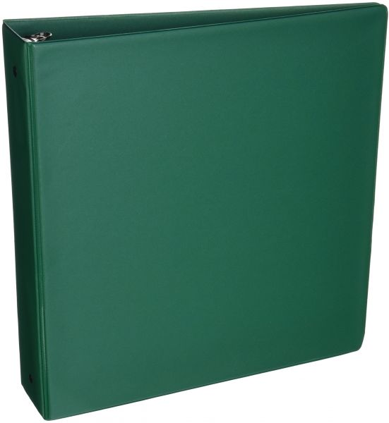 Samsill 2 Inch Value Document Storage 3 Ring Binder , Round Ring, 11