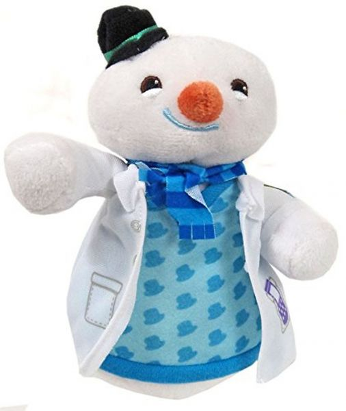 Disney Junior DOC McSTUFFINS Toy Hospital CHILLY Plush 8 H NWT