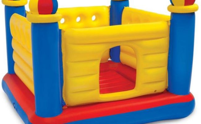 Kids Inflatable Bouncy Castle Bouncing Bouncer Jumper