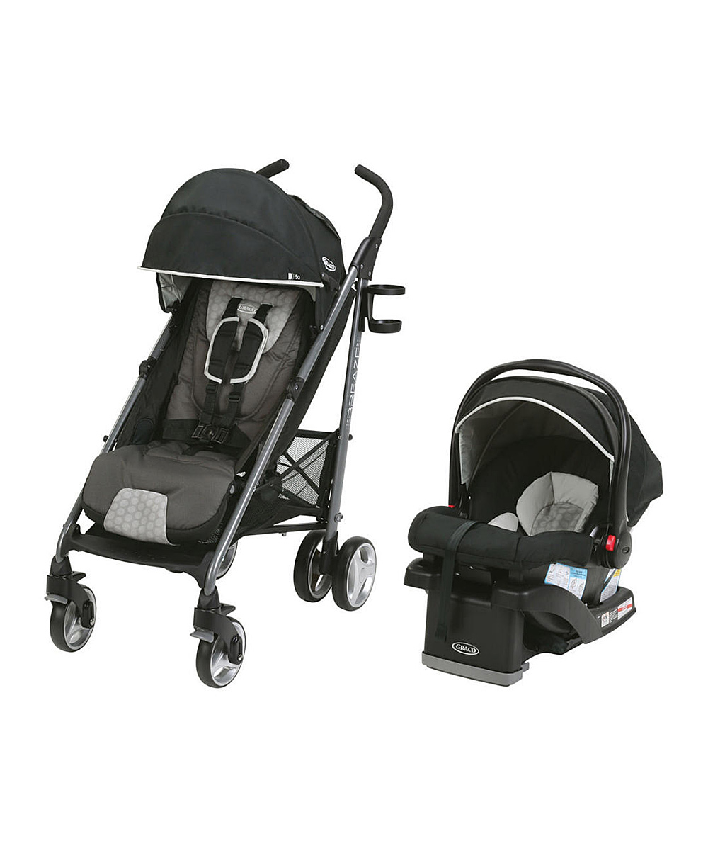 When To Switch From Car Seat To Stroller Graco Davis Breaze Snugride Click Connect Car Seat Stroller