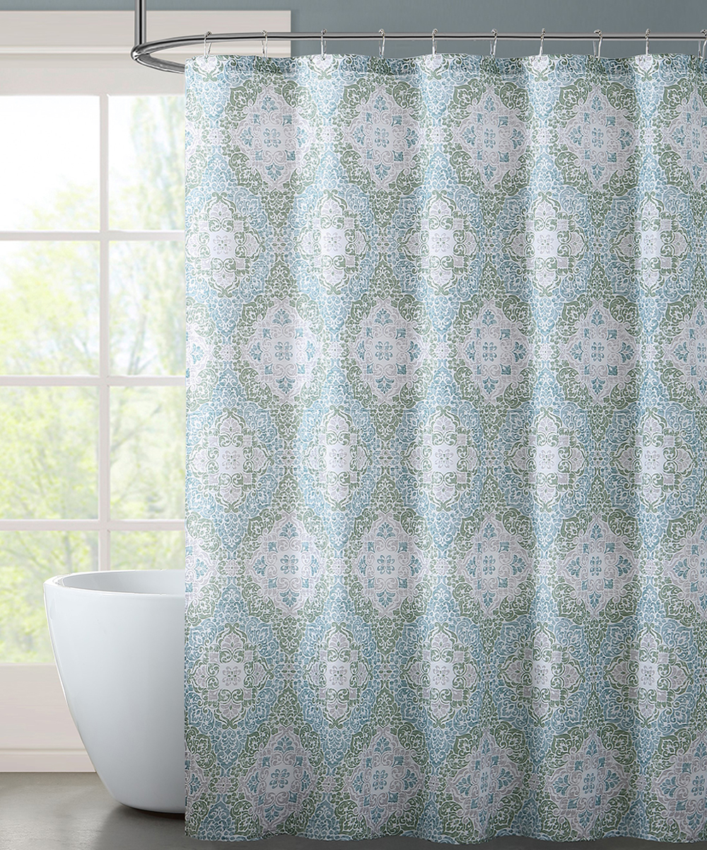 How To Make Curtain Lights Vcny Home Light Blue Karson Shower Curtain