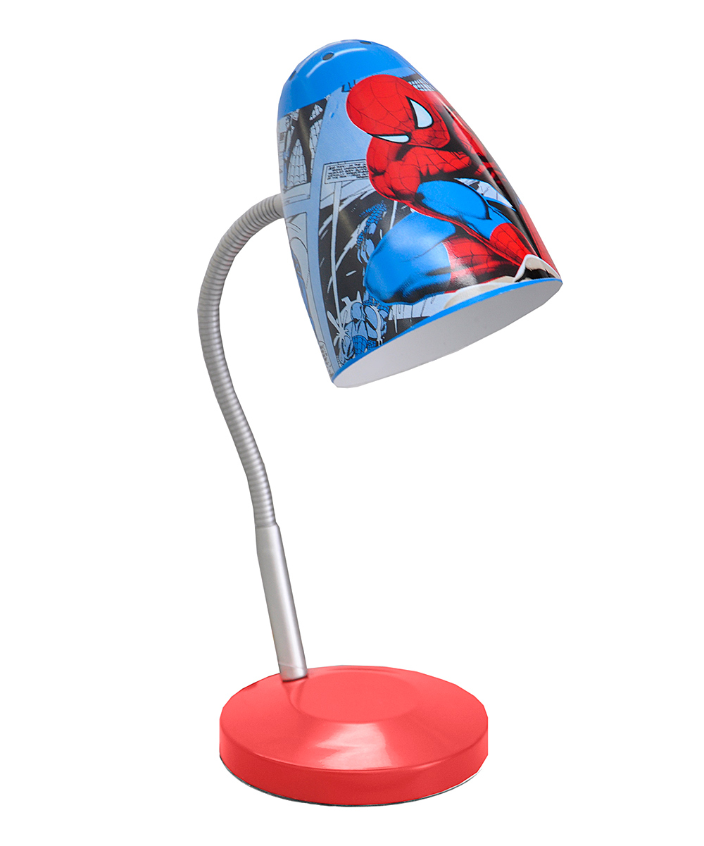 Table Lamps For Kids Spider Man Desk Lamp