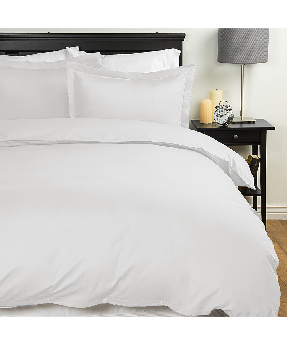 Soft Duvet Covers Ienjoy Home Collection White Ultra Soft Duvet Cover Set