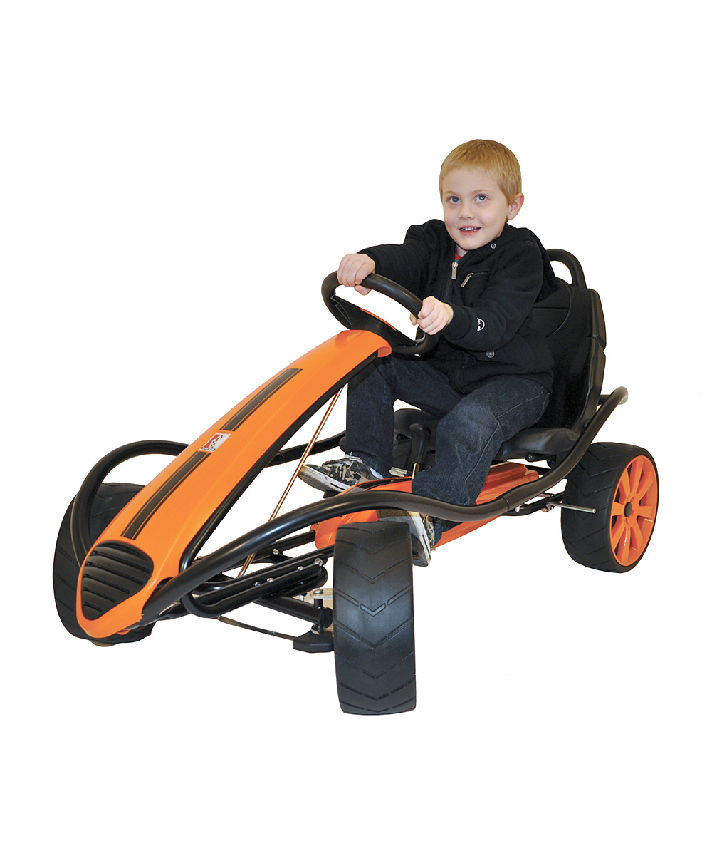 Kettler Kids Comfort Kettler International Sport Kid Racer Pedal Car