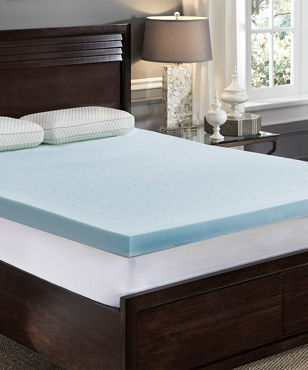 Memory Foam Mattress Toppers 3