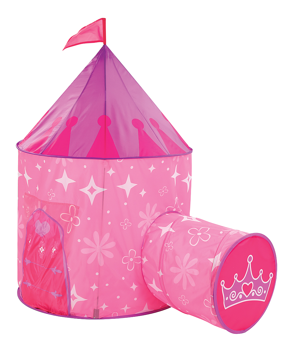 Kids Play Tent Nearly Natural Pink Kids Play Tent