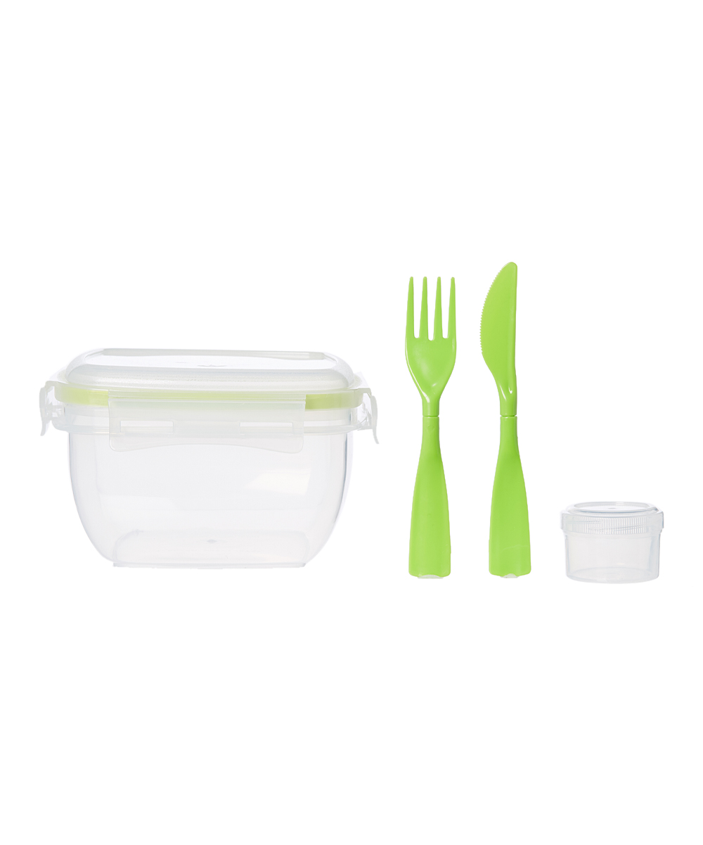 Container Cucina Cucina Vita Salad Go Storage Container Set