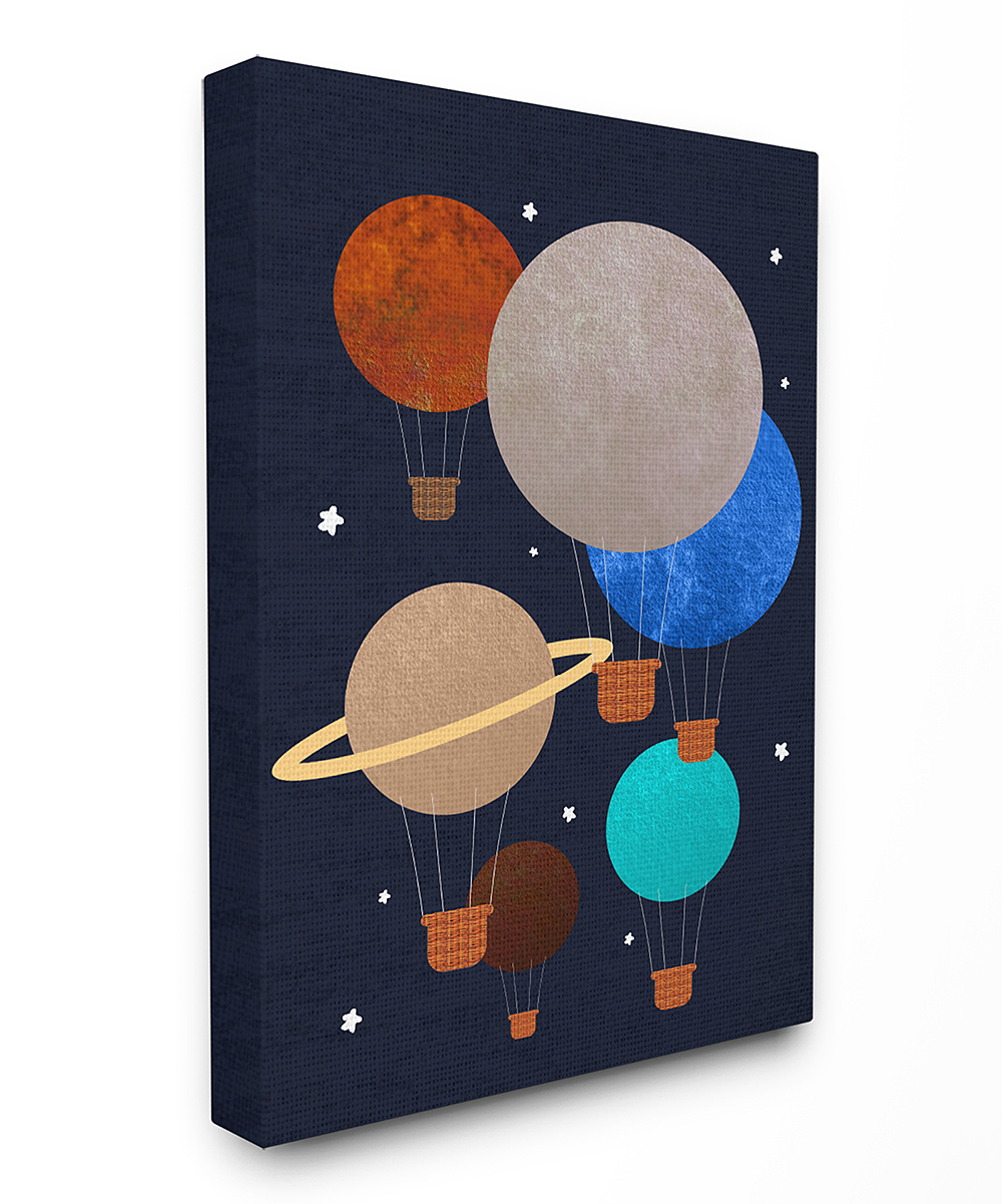 Planets Wall Art Stupell Industries Planets Wall Art