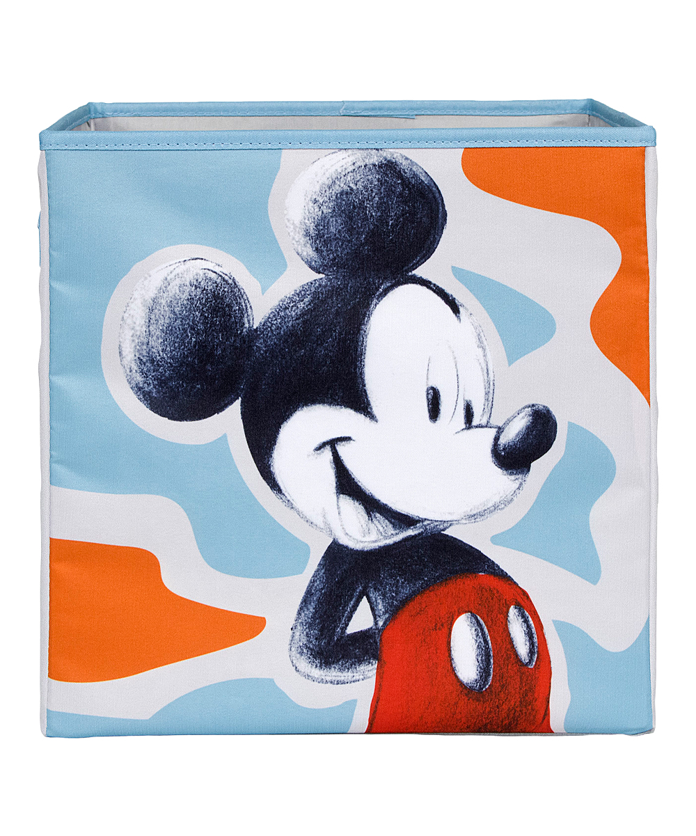 Disney Mickey Everything Mary Disney Mickey Mouse Storage Bin