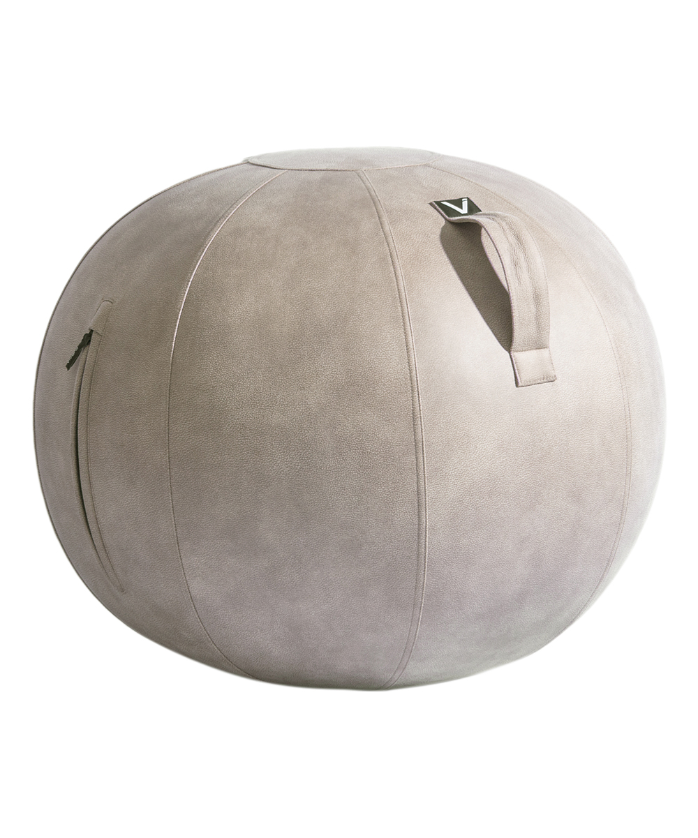 Ball Chair Vivora Luno Natural Collection Beech Wood Sitting Ball Chair
