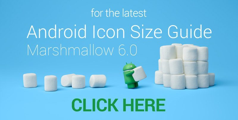 Android Icon Sizes made simple - Icon size guide by Icon Experts