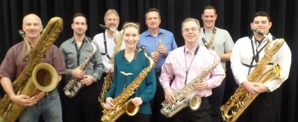 Hippocrene Saxophone Ensemble
