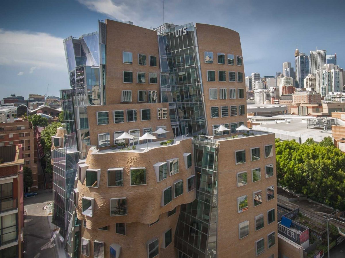 Frank Gehry Architecture Architecture Frank Gehry 39s Building For Uts Business