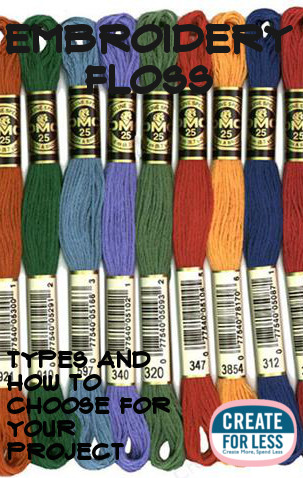 Embroidery Thread Color Cards The Scarlet Letterdmc To Anchor