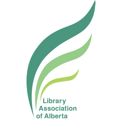 Library Association of Alberta Logo