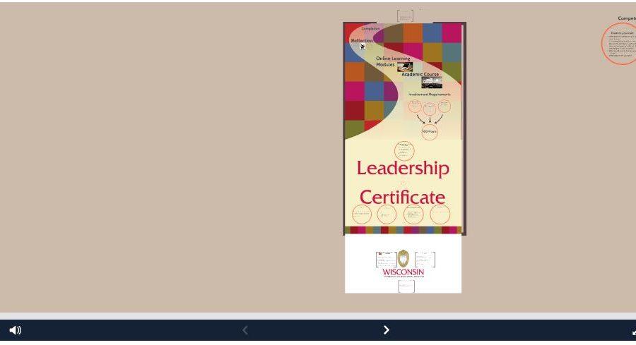 Leadership Certificate Info Packet \u2013 Center for Leadership