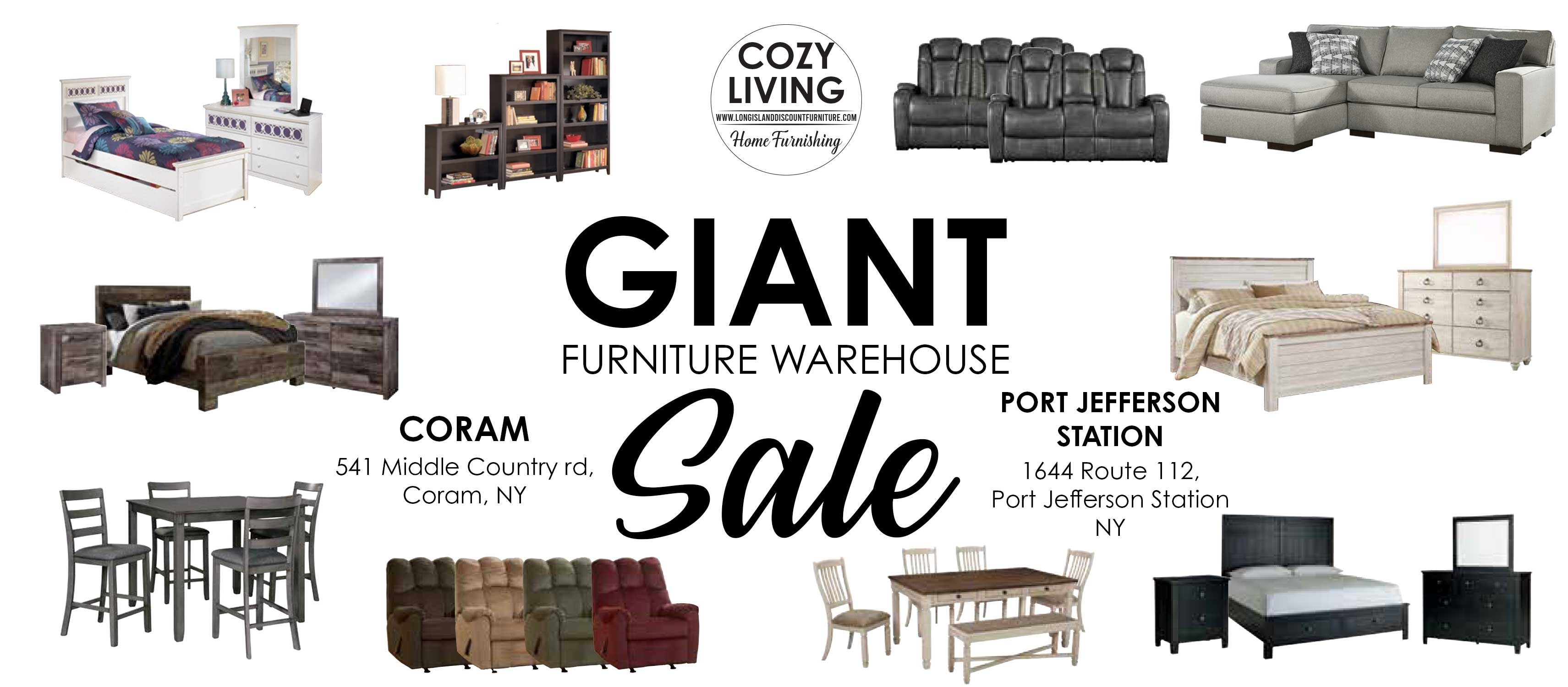 Long Island Discount Furniture Store In Coram Ny