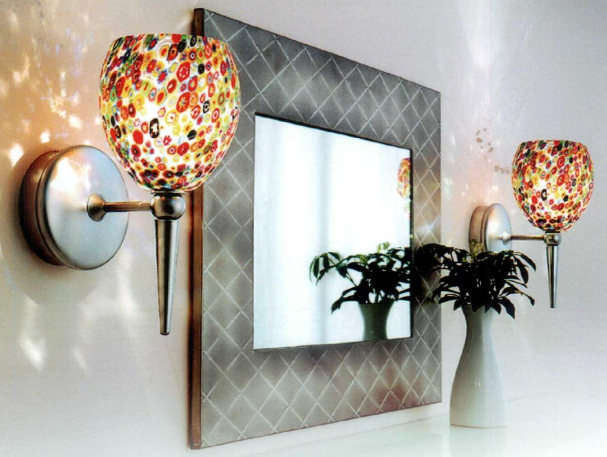 Images Of Wall Sconces W A C Lighting Debuts Striking Wall Sconces New Glass