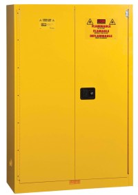 Redesigned Flammable Safety Cabinets