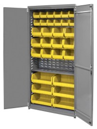 Ready-To-Assemble AkroBin Cabinet Offers Cost-Effective ...