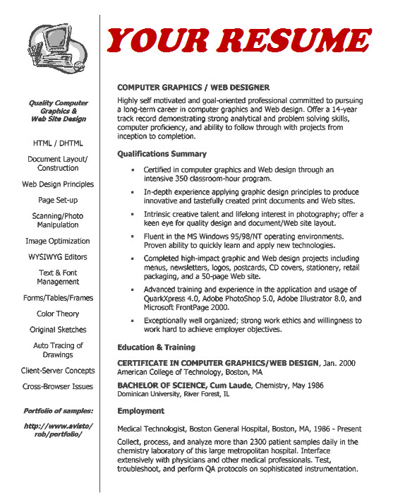 What Are Resumes - Unitedijawstates