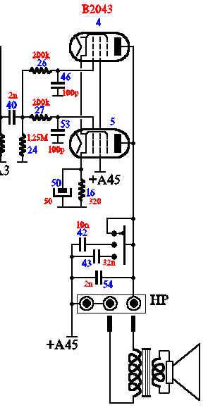 20v schema cablage