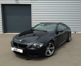 BMW M6 V10 COUPE
