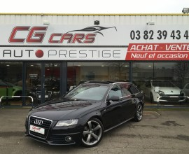 AUDI A4 S-LINE 3.0 TDI BREAK