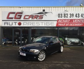 BMW 120D COUPE SPORT DESIGN