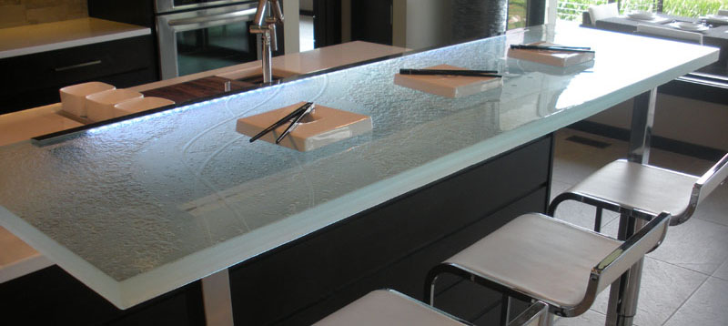 Different Types Of Kitchen Islands Custom Glass Countertops By Cgd Glass Countertops