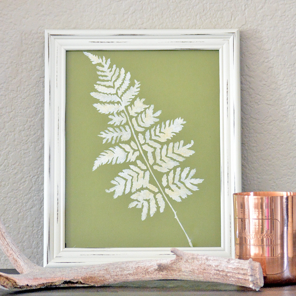 Olive Green Wall Decor Framed Leaf Wall Art Set Of 2 Cg Home Interiors