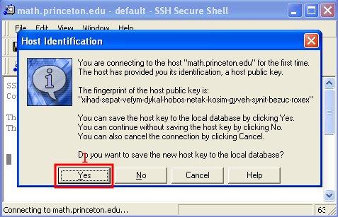 FileSsh secure shell-host identificationjpg - CompudocWiki